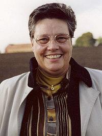 Portrait von Mechthild Driesch MMS