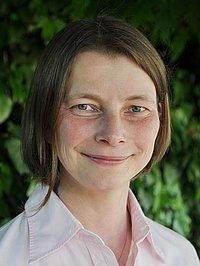 Porträt Kristina Wolf